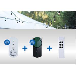 Smart Adapter Set für Innen und Außen