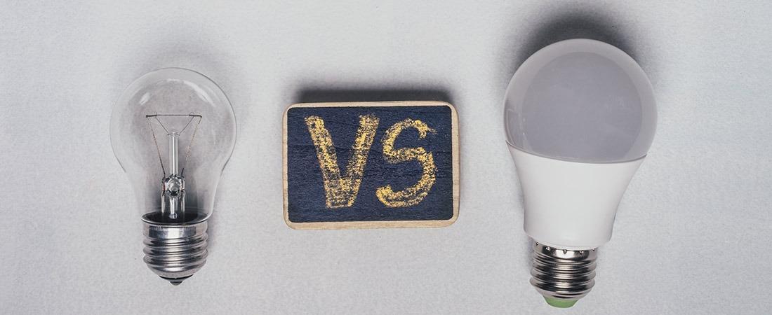 Glühlampe versus LED - Faktencheck nach Glühlampenverbot