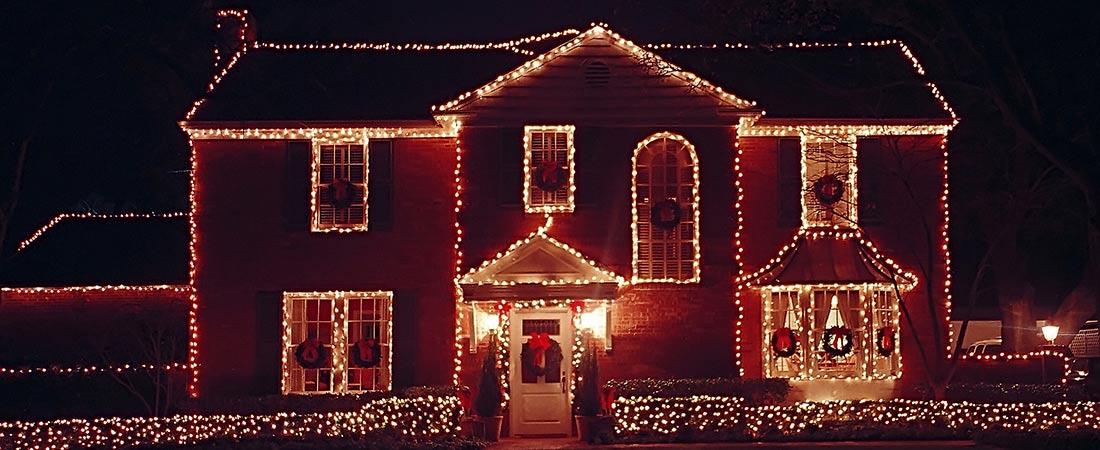 Moderne Weihnachtsbeleuchtung Außen.Die Richtige Weihnachtsbeleuchtung Für Innen Und Außenräume