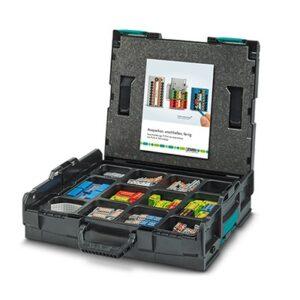 Elektromaterial für Profis: PTFIX L-BOXX<sup><sup>®</sup></sup> von Phoenix Contact