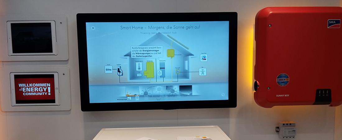 E-Haus: Energiemanagement