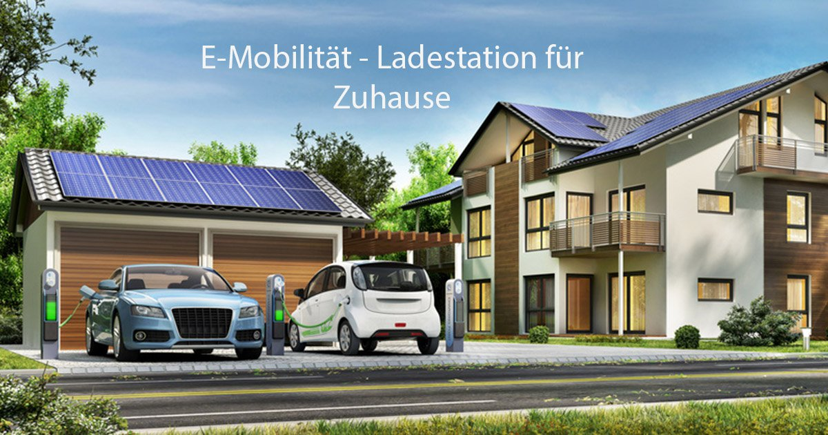 tecworld elektro auto ladestation f r zuhause gesucht. Black Bedroom Furniture Sets. Home Design Ideas
