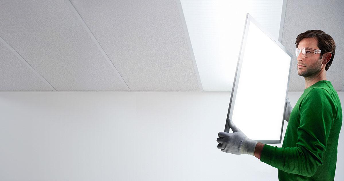 philips coreline led leuchten f r jede anwendung richtig. Black Bedroom Furniture Sets. Home Design Ideas
