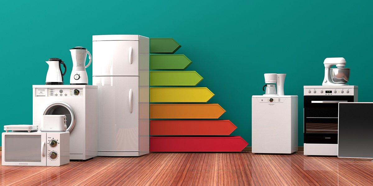 Energieeffizienz Haushaltsgeräte