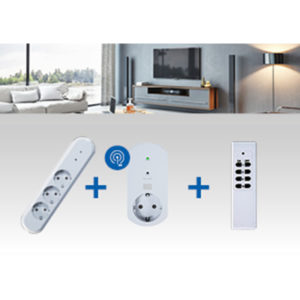 Smart Adapter Set Home Entertainment