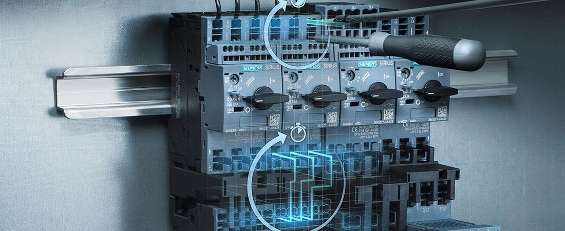 SIRIUS Industrielle Schalttechnik von Siemens