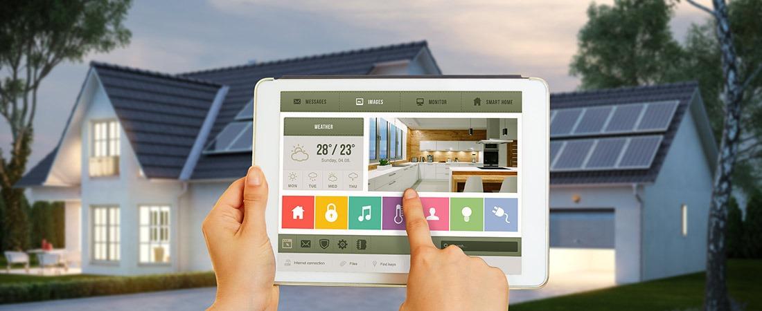 Smart Home - Haussteuerung