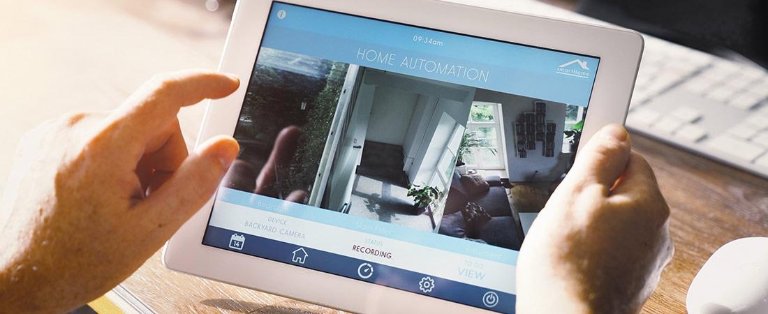 Einbruchschutz - vernetzte Sicherheitstechnik im Smart Home