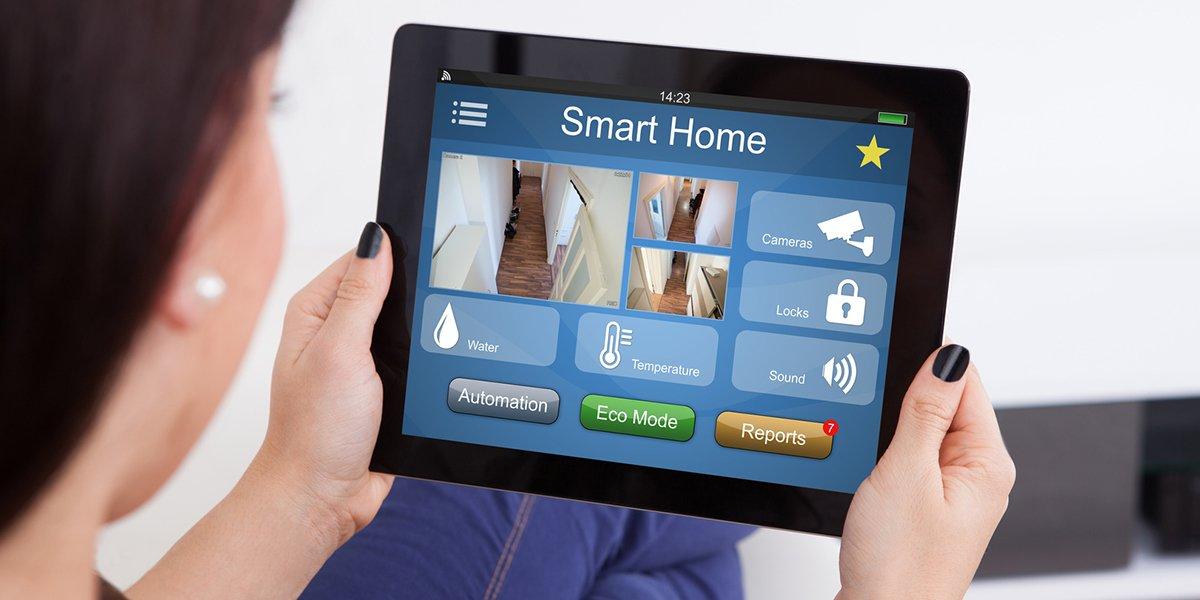 Smart Home - Hausüberwachung
