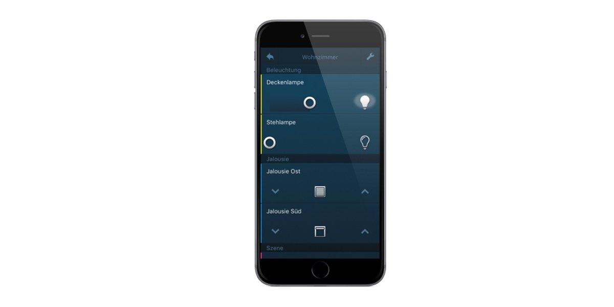 Haussteuerung von licht, Lautsprecher etc. mit ControlTouch