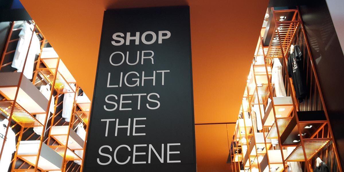 LEDVANCE - Shopbeleuchtung