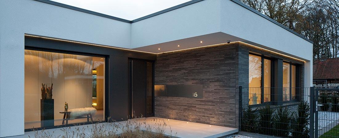 QualityFlex Offshore - Fassadenbeleuchtung