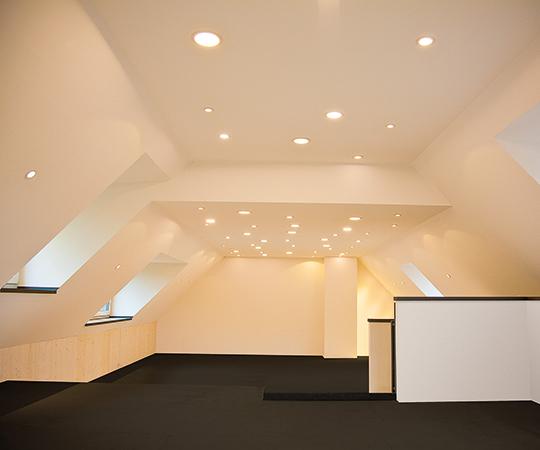 LED-Einbauleuuchten EVN Lichttechnik