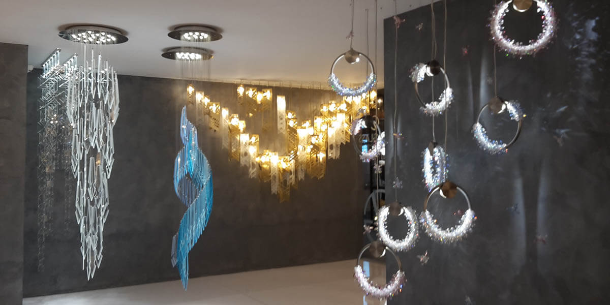 dekorative Beleuchtung Light + Building 2018