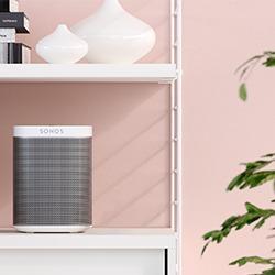 Busch-free@home<sup>®</sup> - Integrationsdes Sonos Home Sound Systems