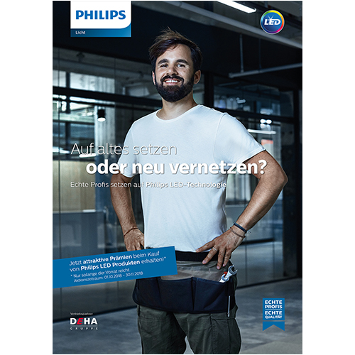 Philips LED-Produkte