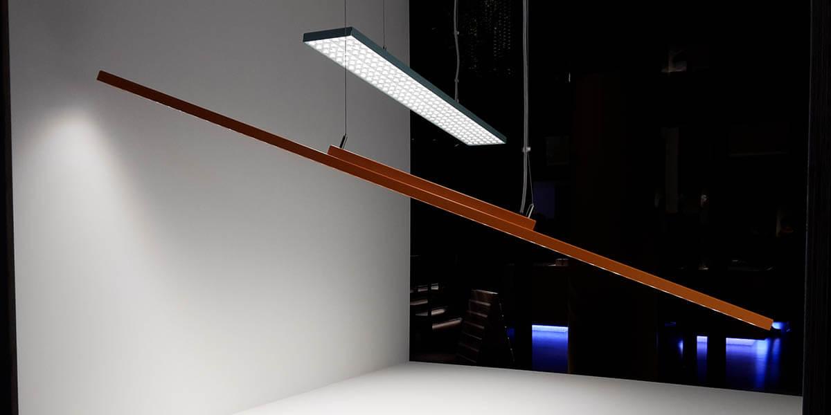 Office und Shopbeleuchtung LUZ