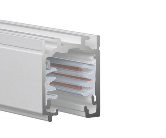 LTS Stromschiene ONETRACK weiß - Anbau