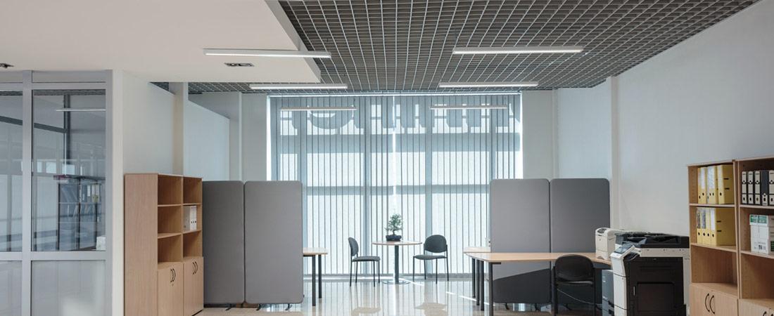 Linear IndiviLED - Anwendungbereiche in Korridoren