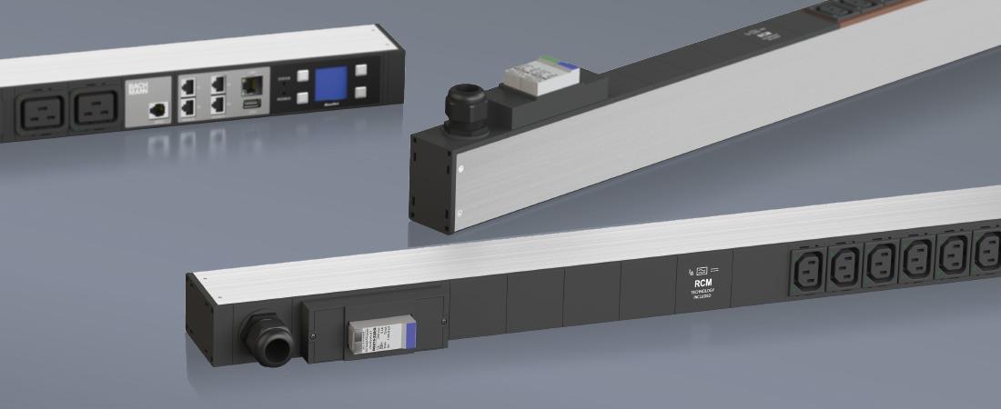 elektrotechnische Komponenten & Systeme fürs Rechenzentrum