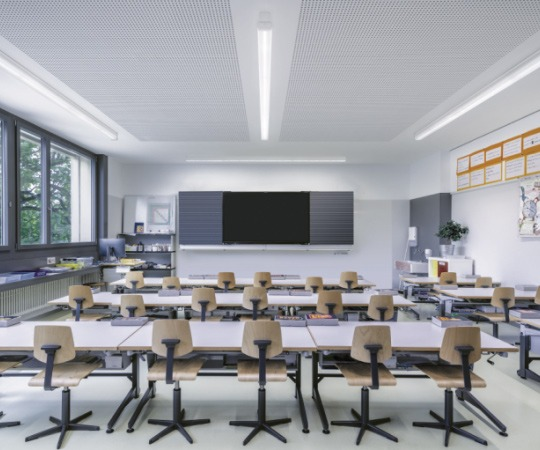 Human Centric Lighting in Schulen
