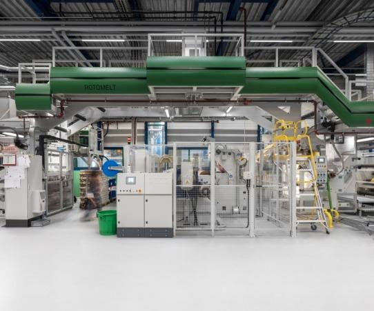 E-Line Next - Anwendung Industrie