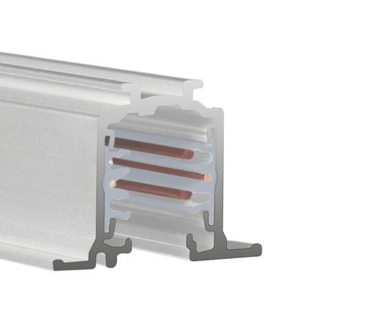 LTS Stromschiene ONETRACK weiß - Einbau