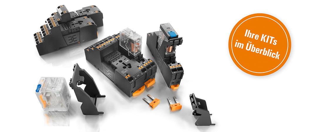 D-Series Relais Kits