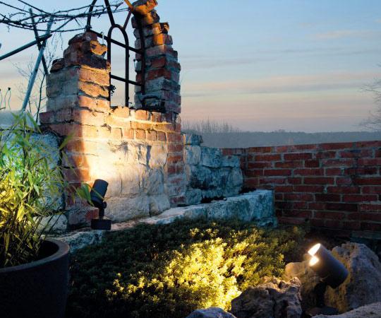 RZB Home Gartenstrahler 109