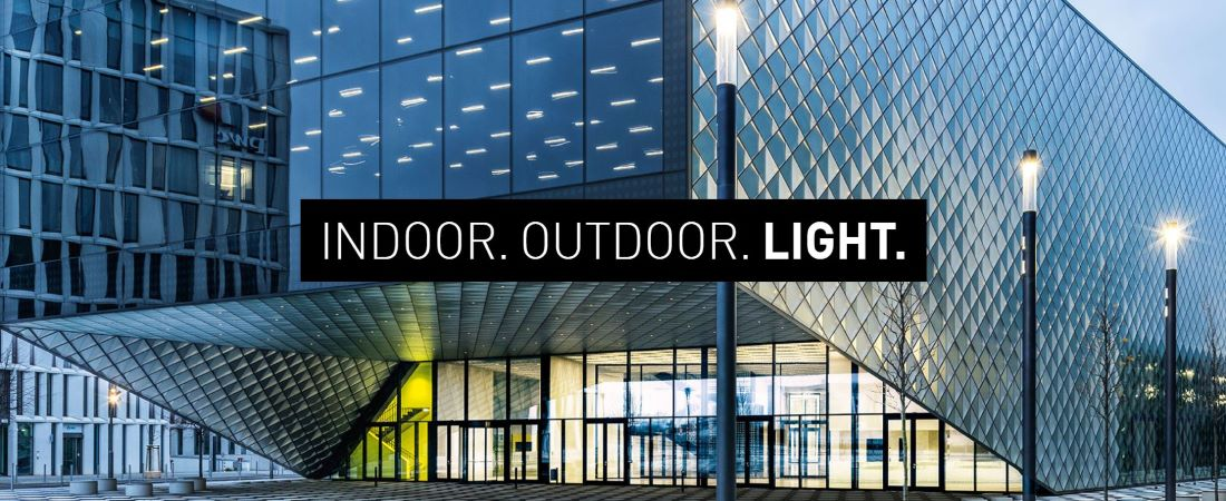 Indoor. Outdoor. Light. - Licht für jede Anwendung