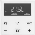 JUNG A1790DWW  - Display zur Temperatursteuerung