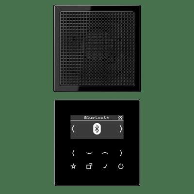 DAB+ Radio für Unterputz (UP) Schalterdose - unbegrenzte Musik auf ...