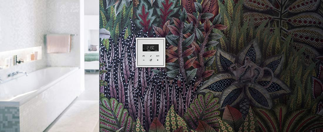 Temperatursteuerung - Badezimmer