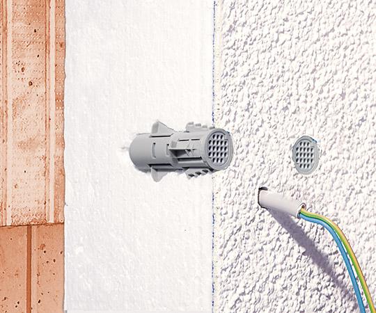 Mini-Geräteträger für energieeffizienz