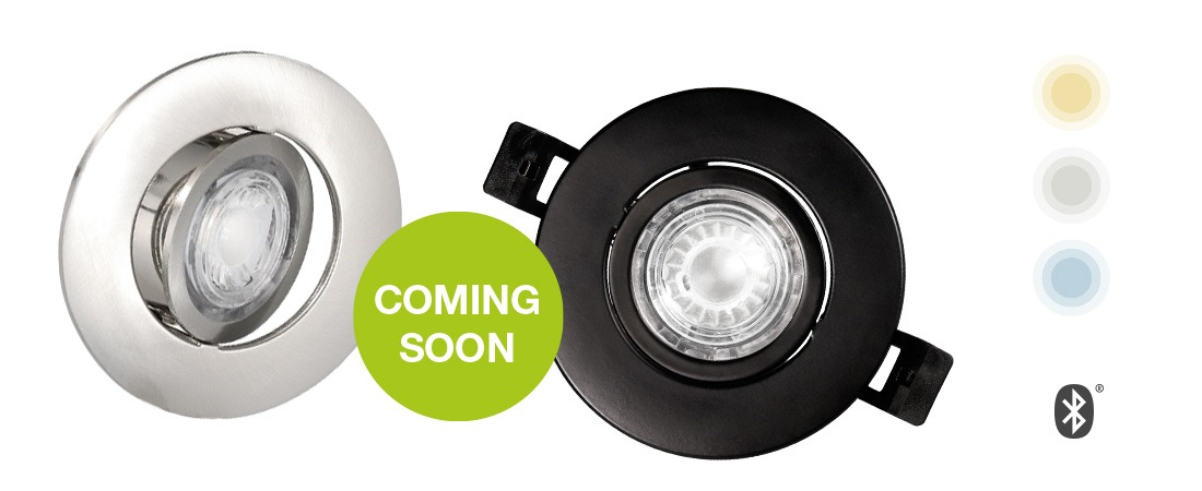 EDOS recessed spotlights - LED-expert at the point of sale