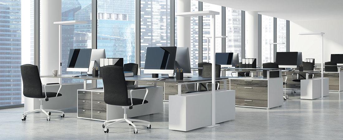 Office-Beleuchtung von RZB