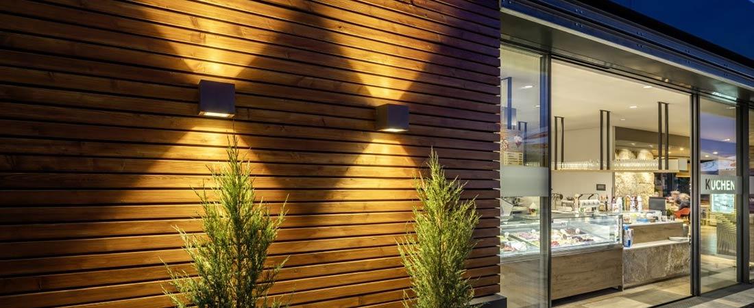 SEKEO Fassadenbeleuchtung