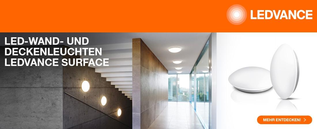 LEDVANCE Wand-und Deckenleuchten