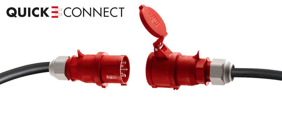 QUICK-CONNECT schraublose Anschlusstechnik