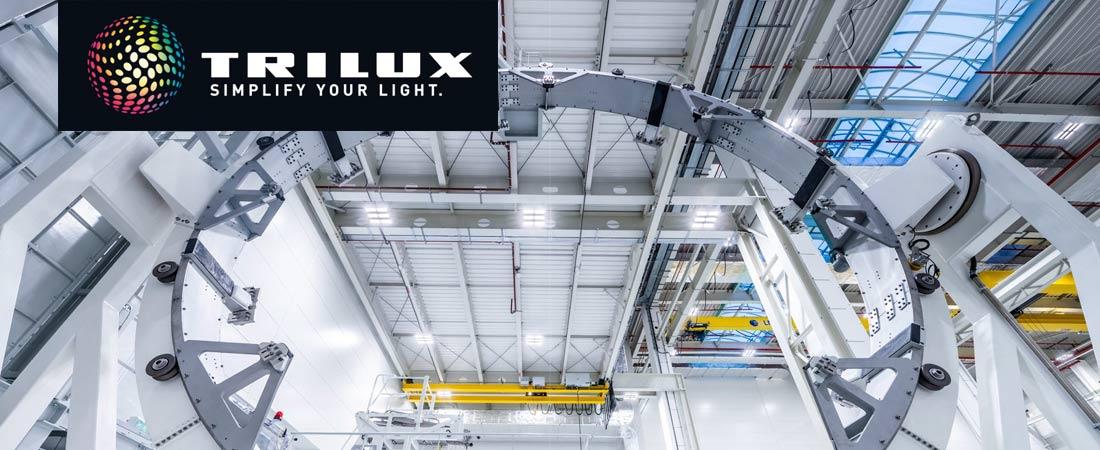 Beleuchtungslösungen Industrie TRILUX