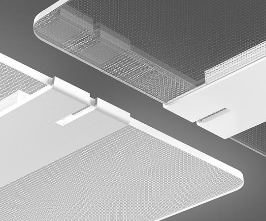 LED Pendelleuchten-Serie TWINDOT