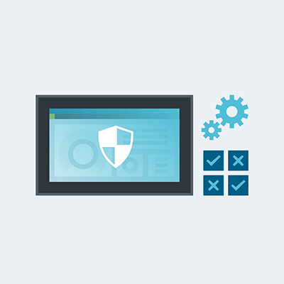 SIMATIC HMI Unified Comfort Panels – Security Integrated