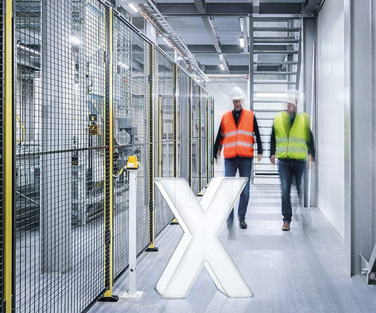 X-range Industriebeleuchtung